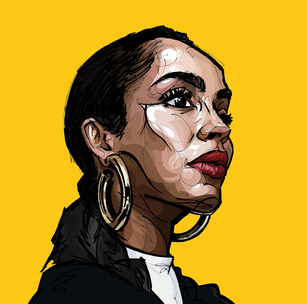 Will Prince Pop Art Sade