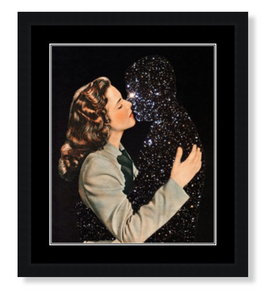 Joe Webb Antares & Love XI- Silkscreen