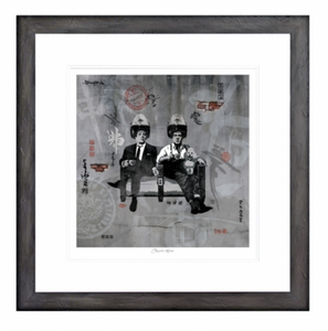 Ellis: Criminal Minds The Kray Twins Artwork