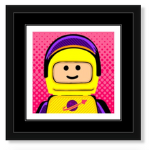 Ame72: Spaceman POP Pink