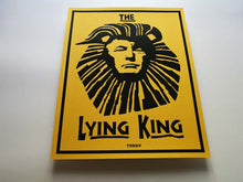Tabby Lying King Orange Edition Print