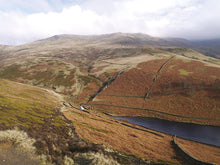 Kinder Scout  Features Pennine Way, Jacob's Ladder, William Clough - the site of the 1932 Mass Trespass.