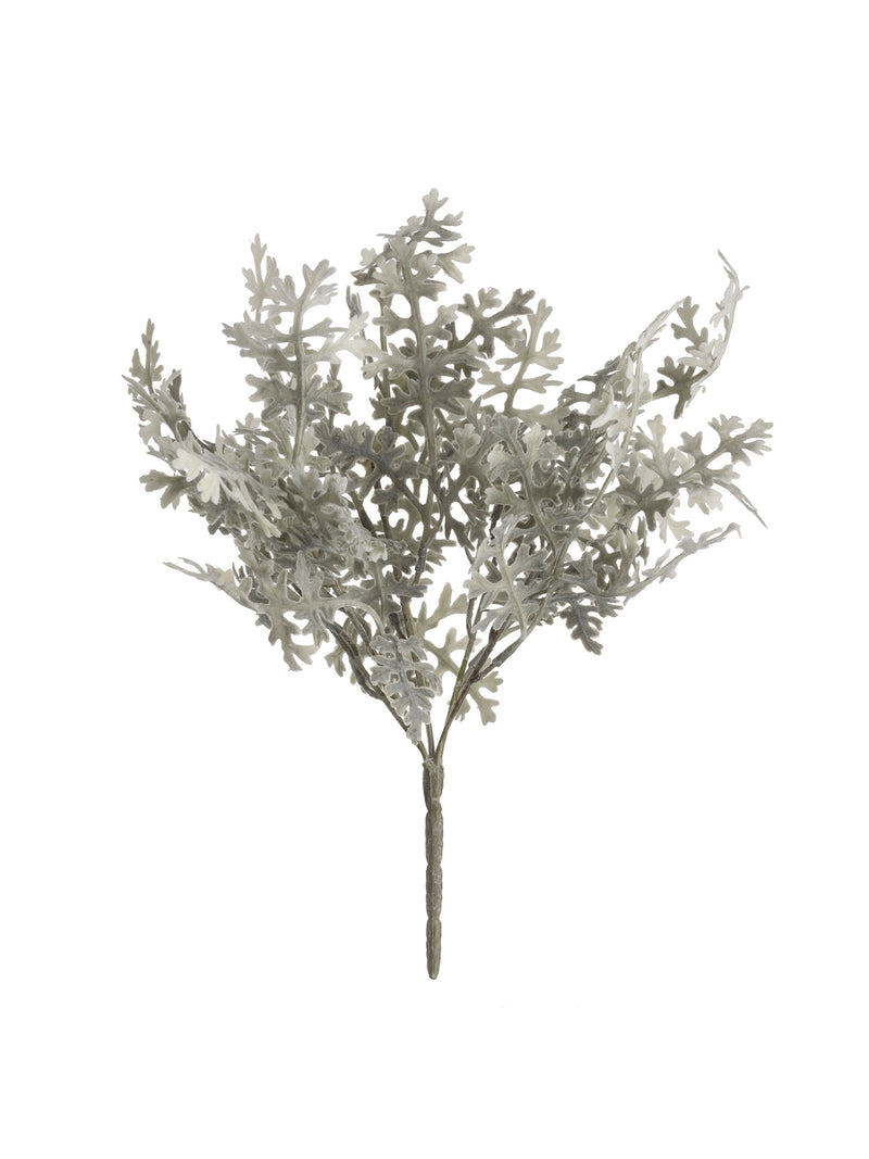 Faux Dusty Miller Stem