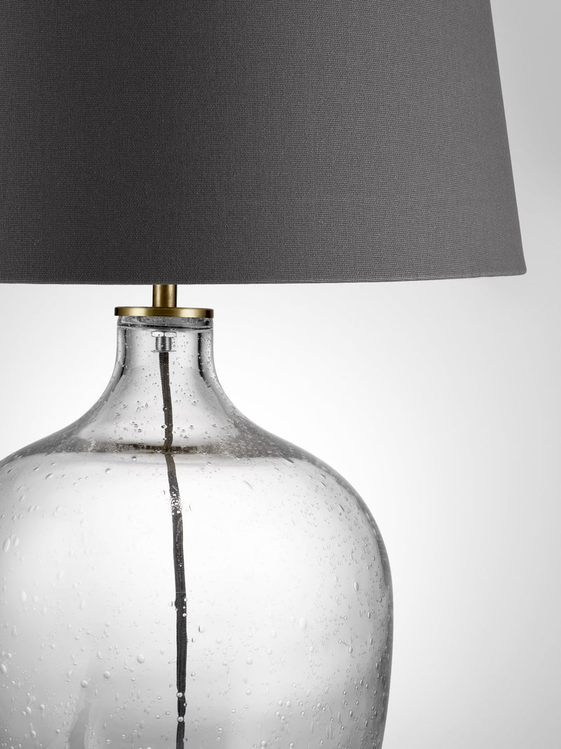 Bubble Lamp Shade Grey
