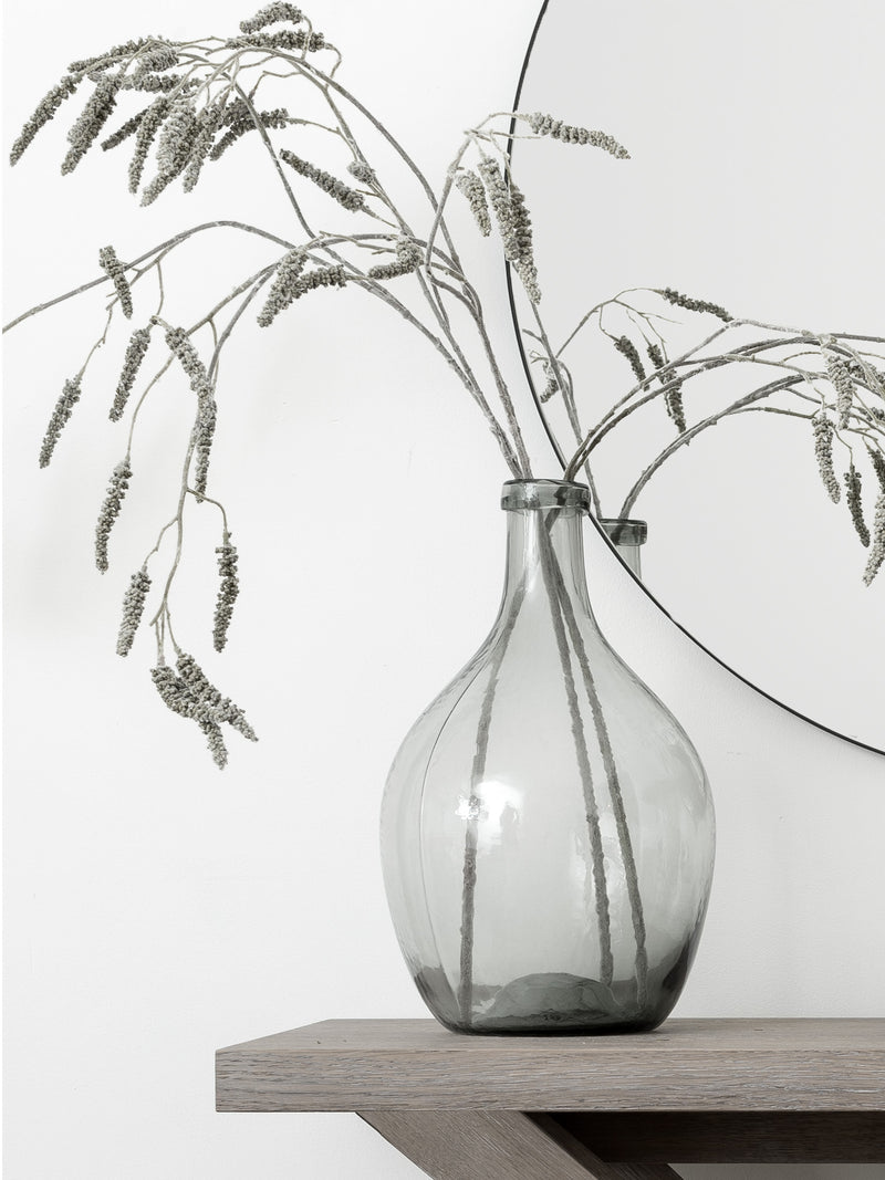 Faux Grey Willow Branch
