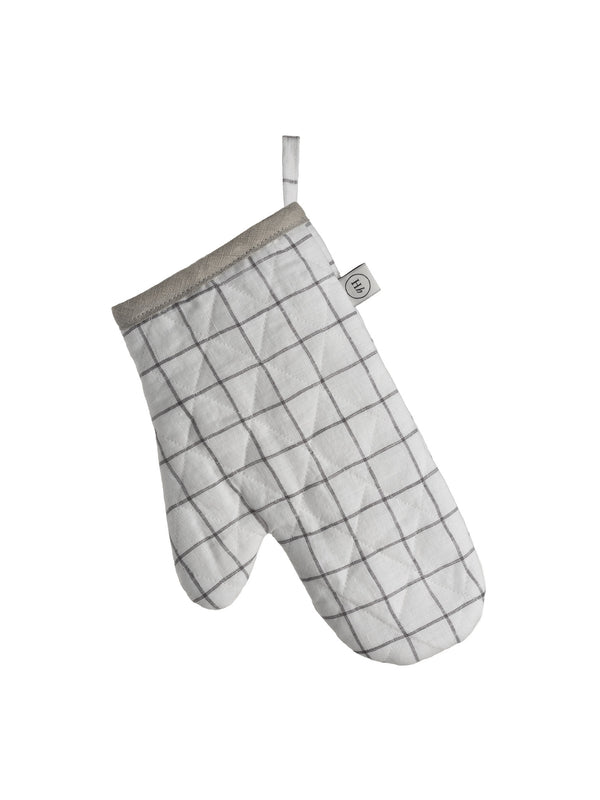 Oven Glove Charcoal Grid