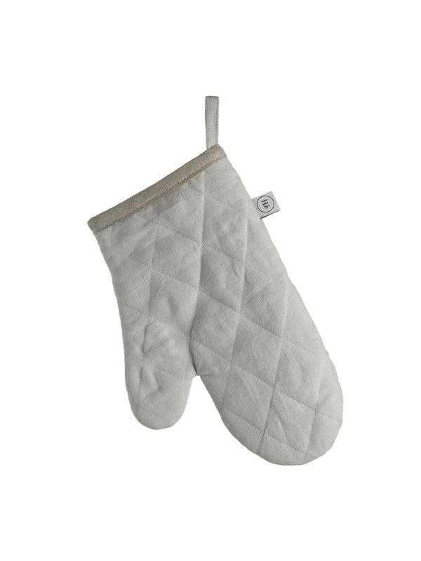 Oven Glove Dove Grey