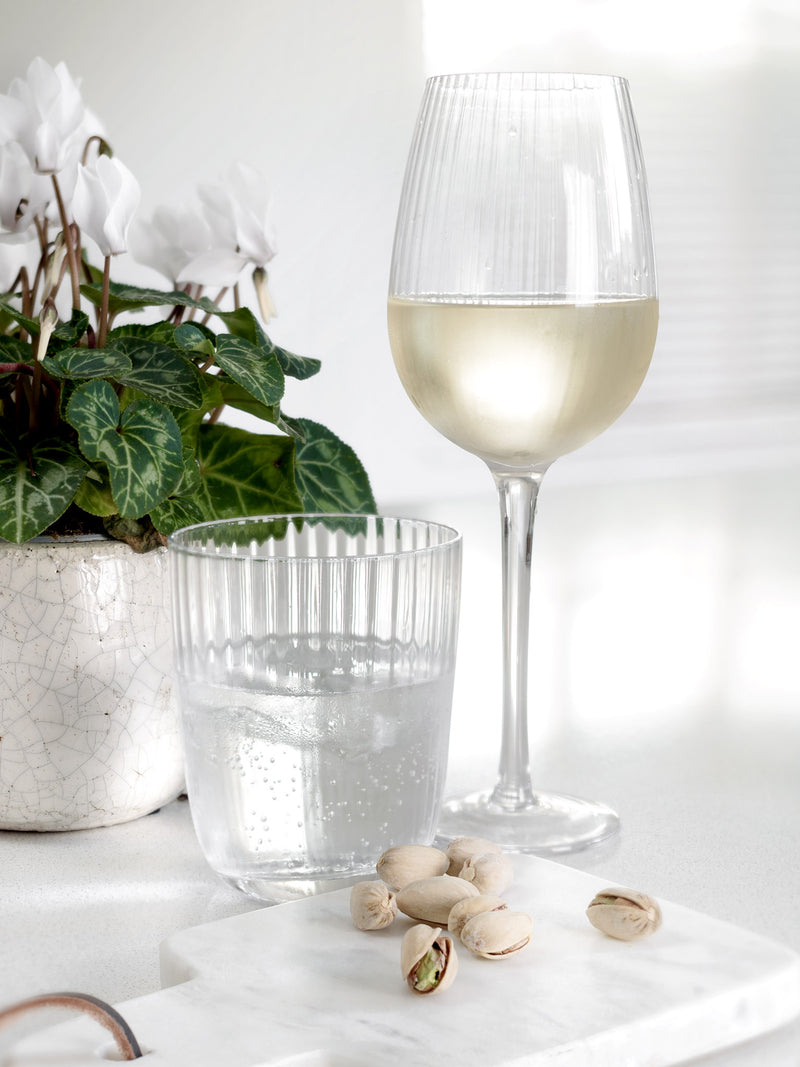 Portia White Wine Glasses