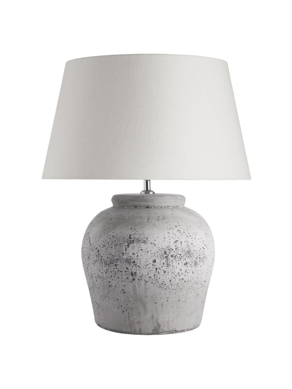 Roman Lamp - Off White