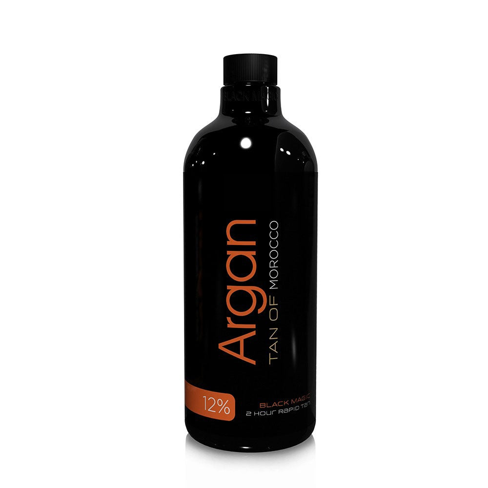 Argan Tan 12% - mid rich tan