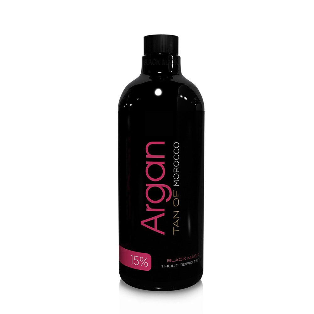 Argan Tan 15% - very deep tan