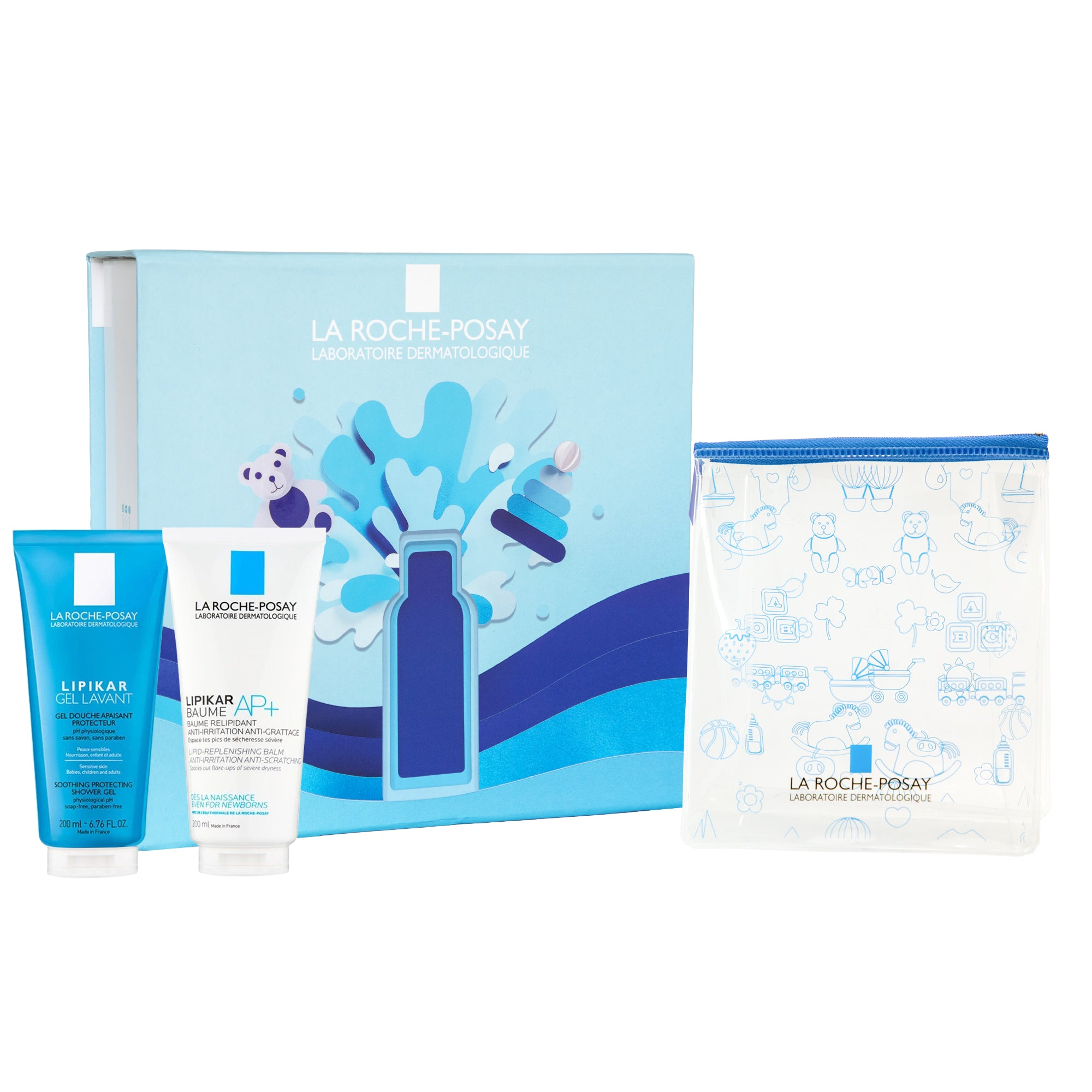 1 Hydrance Optimale UV Rich 40ML + 1 Hydrance Optimale Hydrating Serum 30ML + 3 in 1 Make-Up Remover 100ML