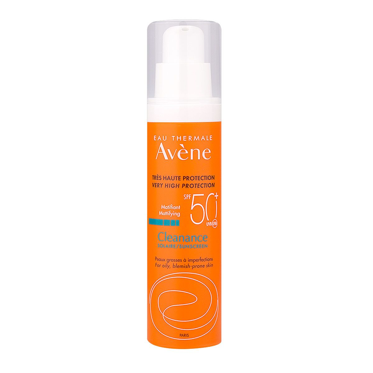 Cleanance Solaire SPF50+ 50ML
