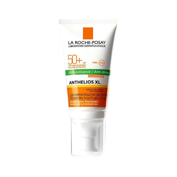 Anthelios Xl Spf 50+ Tinted Dry Touch Gel-Cream Anti-Shine  50ML