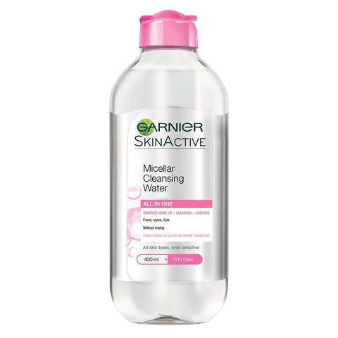 Micellar Cleansing Water - All In One, 2 Sizes