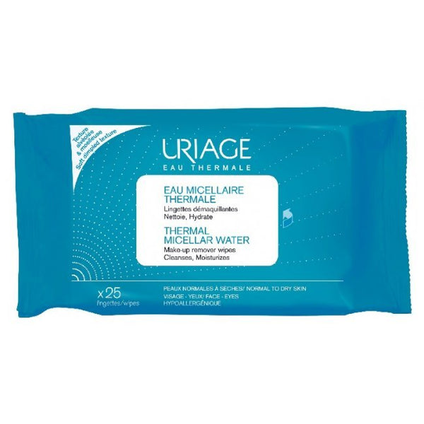 Thermal Micellar Water Wipes x25