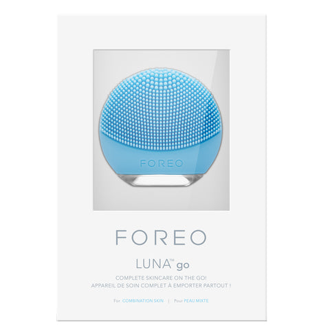 LUNA go Facial Cleansing Brush, Combination Skin