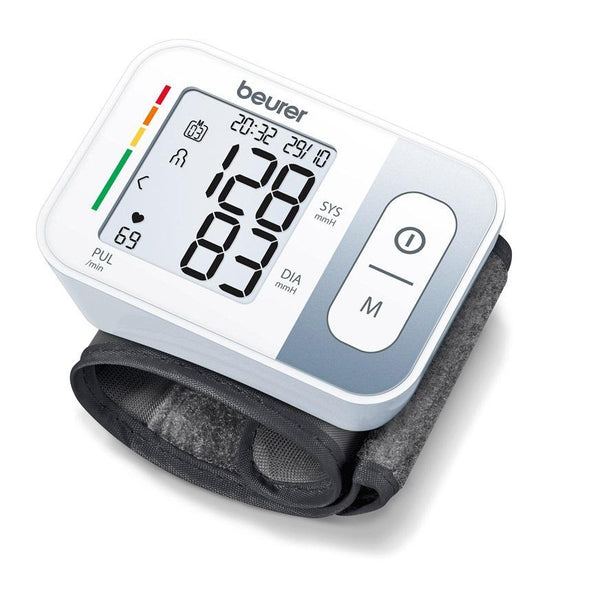 Bc 28 Wrist Blood Pressure Monitor