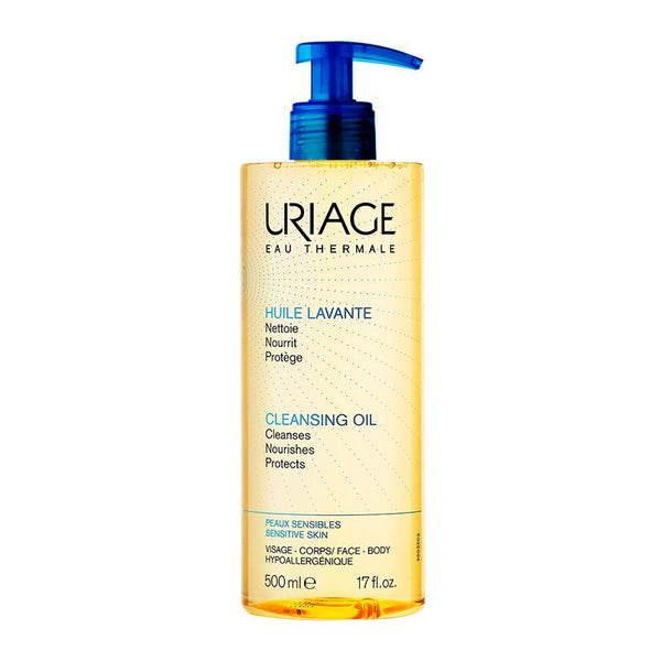Eau Thermale Cleansing Oil 500ml