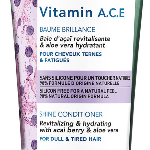 Dercos Nutrients Vitamin A.C.E Hydrating Condidtioner  200ML