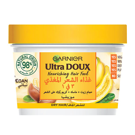 Ultra Doux Hair Food Bannana & Shea