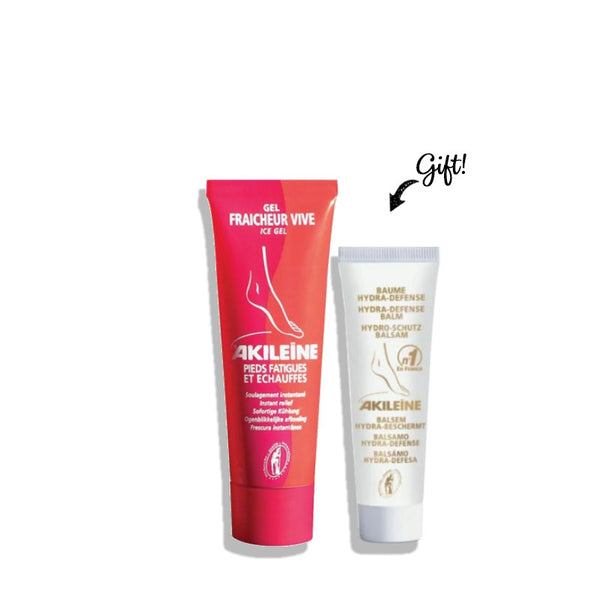 Gel Fraicheur Vive 50ML + Hydra-defense Balm 30ml gift