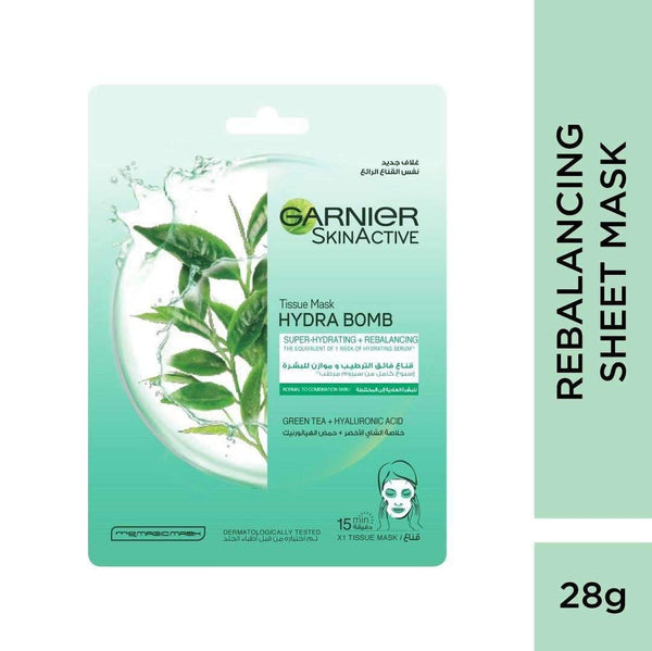 Tissue Mask Hydra Bomb Super-Hydrating Rebalancing Mask