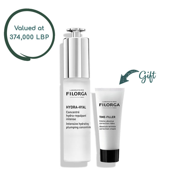 Hydra-Hyal Serum 30ML + Mini Time Filler (Gift)