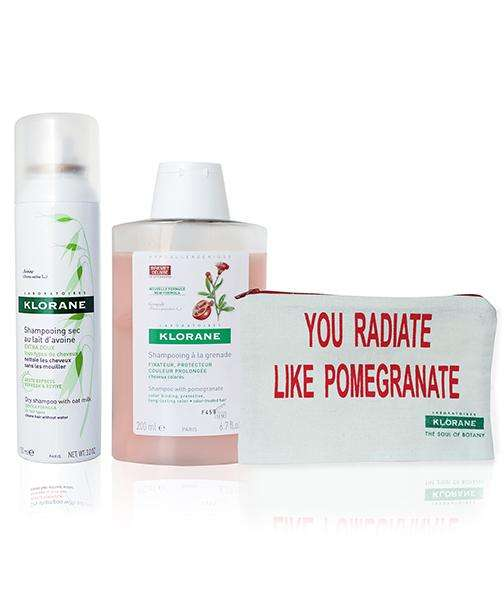 Pomegranate Shampoo Bundle