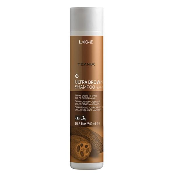 Ultra Brown Refresh Shampoo 300ML