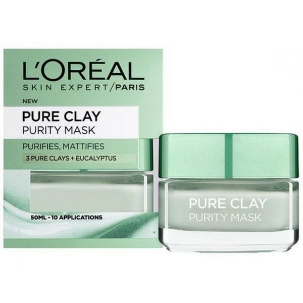 Pure Clay Mask Mattifying and Purifying 50ML