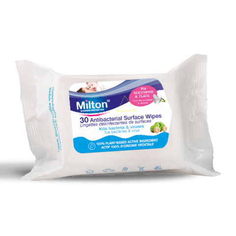 Antibacterial Surface Wipes x50