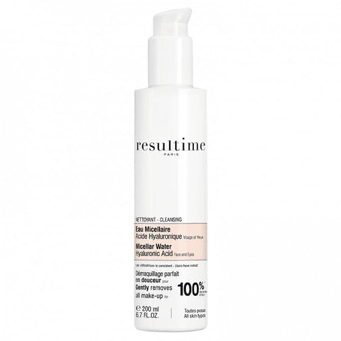 Micellar Cleansing Water Hyaluronic Acid Face and Eyes 200ML