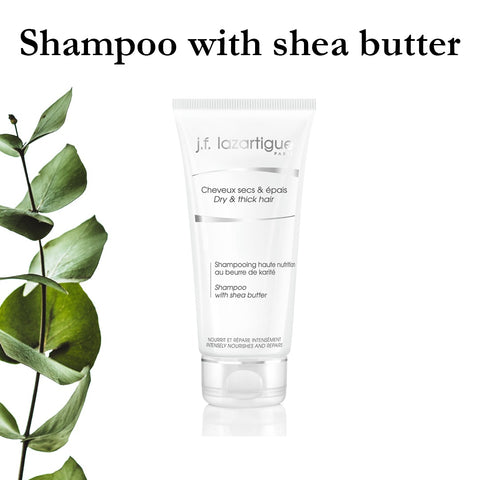 Low-Shampoo With Shea Butter 150ML