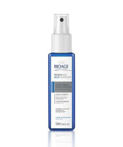 Renovage Blue Diamond Toner  120ML