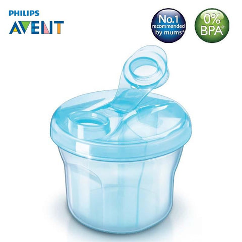 Milk Powder Dispenser - Blue