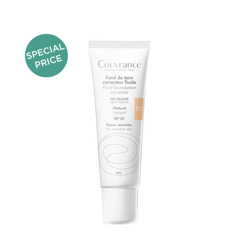 SPECIAL PRICE: Couvrance Fluid Foundation Corrector 30ML*
