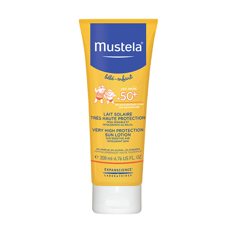 Very High Protection Sun Lotion (SPF50+) 200ML