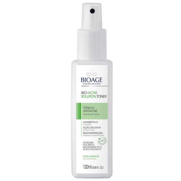 Bio-Acne Solution Toner 120ML