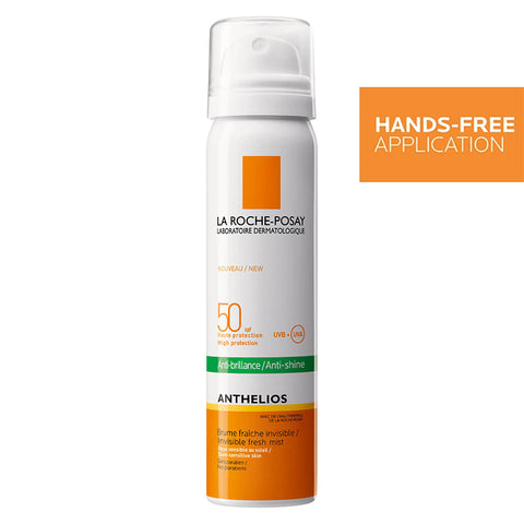 Anthelios Spf 50 Invisible Face Mist Anti-Shine  75ML