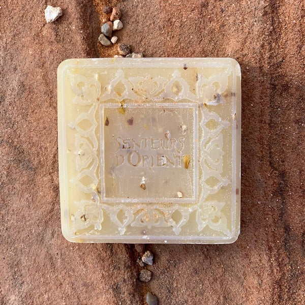 Ma'amoul Soap Almond Exfoliant