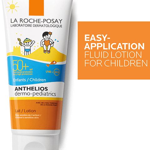 Anthelios Dermo-Pediatrics Spf 50+ Smooth Lotion 100ML