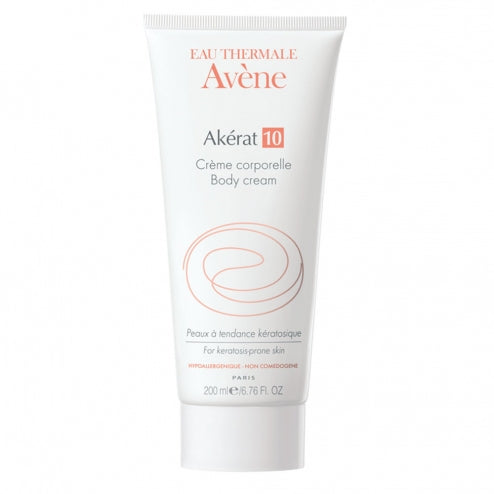 Akérat 10 Body Care Cream 200ML