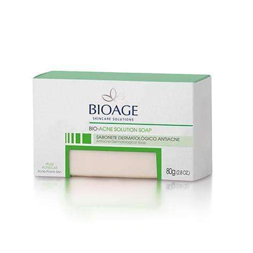Bio-acne Solution Soap - 80G