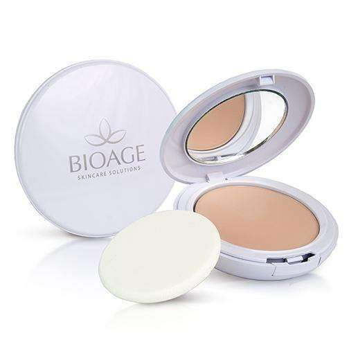 Bio-Sunblock Impermeable Compact Powder SPF30 10G