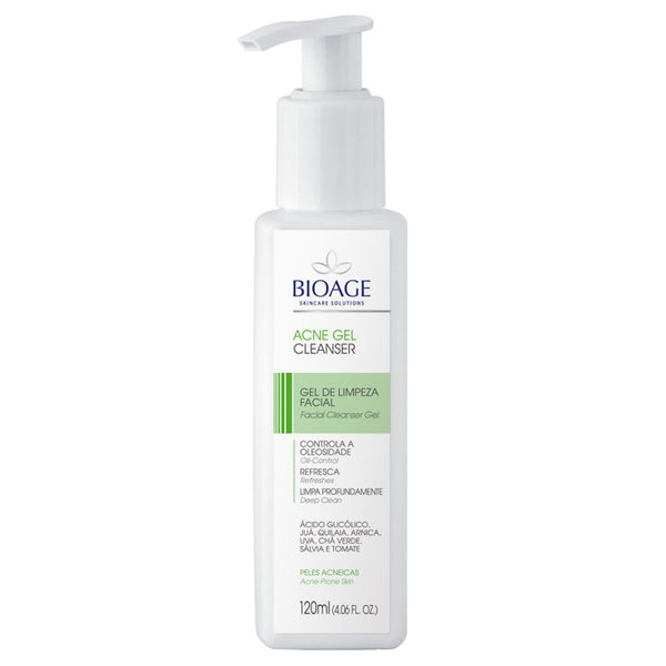 Bio-Acne Gel Cleanser  - 120ML