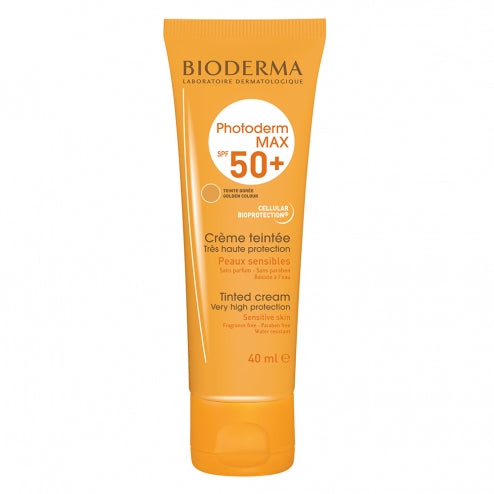 Photoderm MAX  SPF50+ Tinted Cream - Golden 40ML