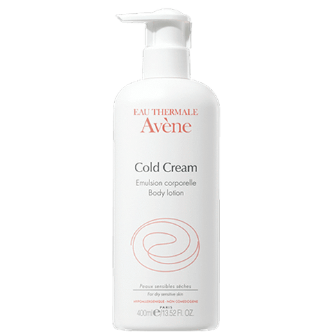 Body Lotion with Cold Cream 400ML