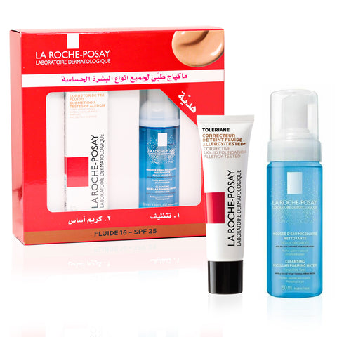 Toleriane Teint Fluide Foundation Gift Set