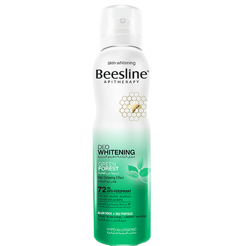 Deo Whitening Spray - Green Forest  150ML
